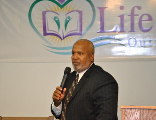 Holy Convocation – Bishop Simmons – Speaker