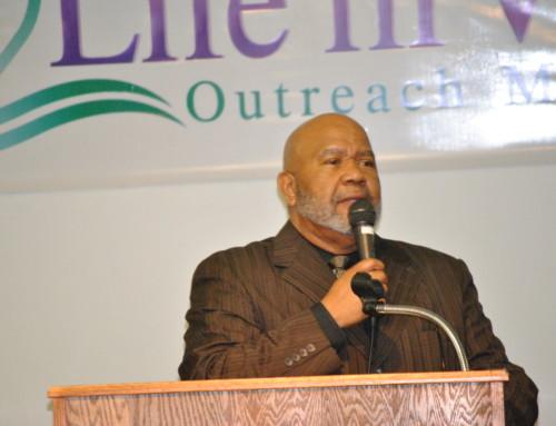 Sunday Morning Service – Elder Brooks Speaker
